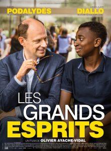"""Affiche du film """"Les Grands Esprits"""""""