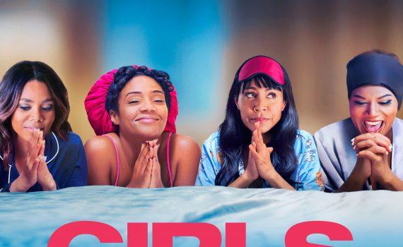 """Affiche du film """"Girls Trip"""""""