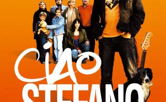 "Affiche du film ""Ciao Stefano"""