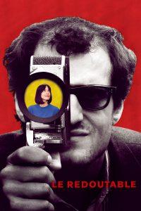 """Affiche du film """"Le Redoutable"""""""