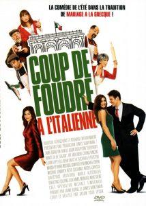 """Affiche du film """"Coup de foudre à l'italienne"""""""