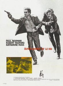"""Affiche du film """"Butch Cassidy et le Kid"""""""
