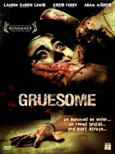 """Affiche du film """"Gruesome"""""""