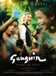 "Affiche du film ""Gauguin – Voyage de Tahiti"""