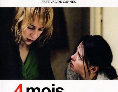 """Affiche du film """"4 mois, 3 semaines, 2 jours"""""""