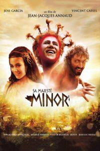 """Affiche du film """"Sa majesté Minor"""""""