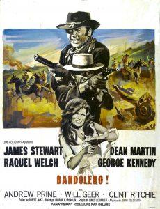 "Affiche du film ""Bandolero !"""