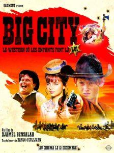 """Affiche du film """"Big City"""""""