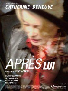 """Affiche du film """"Après lui"""""""