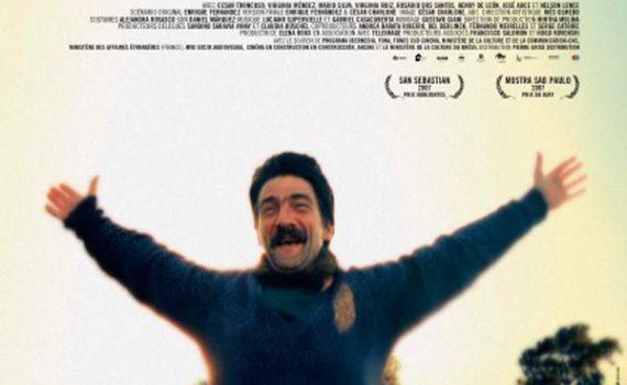 "Affiche du film ""El baño del Papa"""