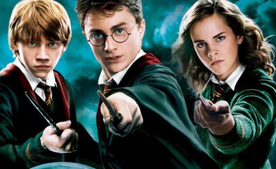 """Affiche du film """"Harry Potter et l'ordre du Phénix"""""""