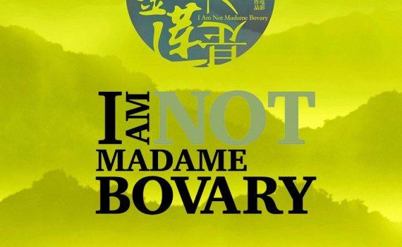 "Affiche du film ""I Am Not Madame Bovary"""