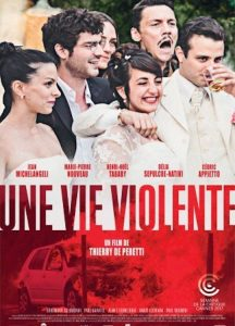 "Affiche du film ""Une vie violente"""
