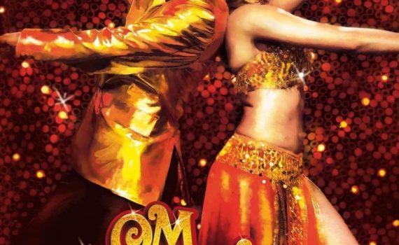 "Affiche du film ""Om Shanti Om"""