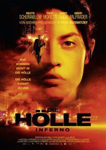 "Affiche du film ""Cold Hell"""