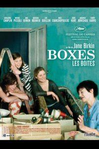 """Affiche du film """"Boxes"""""""