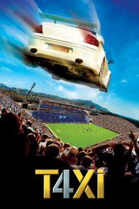"""Affiche du film """"Taxi 4"""""""