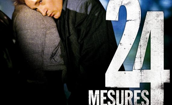 """Affiche du film """"24 mesures"""""""