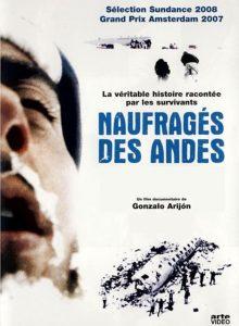 """Affiche du film """"Naufragés des Andes"""""""