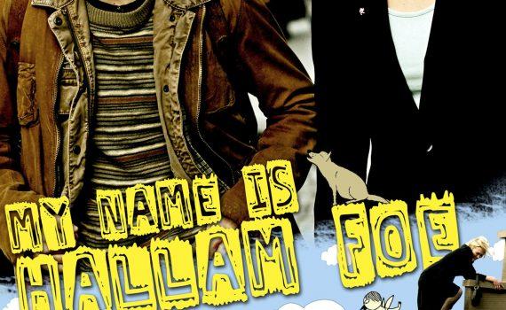 "Affiche du film ""My Name is Hallam Foe"""