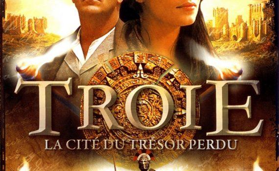 """Affiche du film """"Troie : La Cité du trésor perdu"""""""