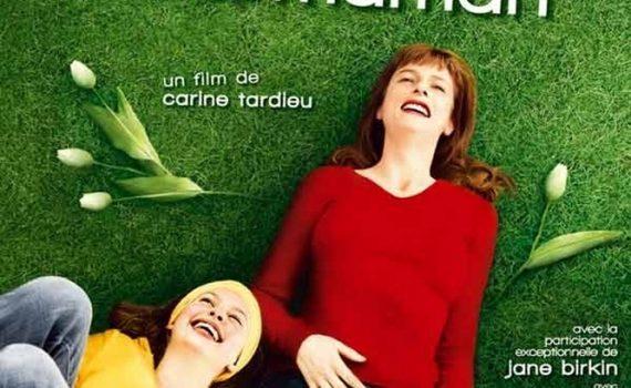 """Affiche du film """"La Tête de Maman"""""""