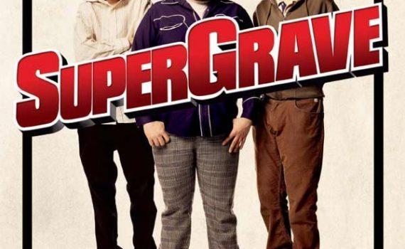 """Affiche du film """"SuperGrave"""""""