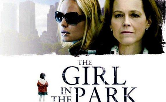 """Affiche du film """"La Fille dans le parc"""""""