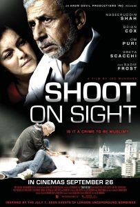 "Affiche du film ""Shoot on Sight"""