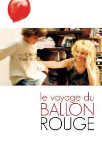 """Affiche du film """"Le Voyage du ballon rouge"""""""