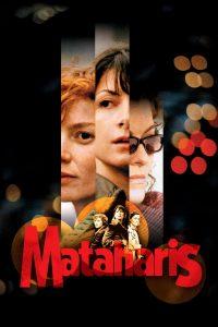 "Affiche du film ""Mataharis"""
