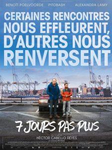 """Affiche du film """"7 jours pas plus"""""""