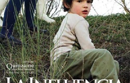 "Affiche du film ""La Influencia"""