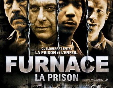 """Affiche du film """"Furnace - La prison hantée"""""""