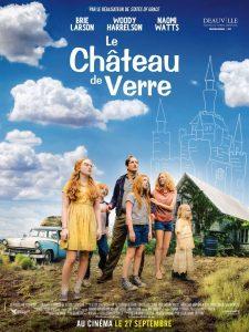"""Affiche du film """"Le Château de verre"""""""