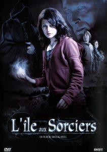 """Affiche du film """"L'île aux sorciers"""""""