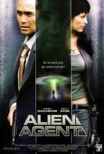 """Affiche du film """"Alien invasion"""""""