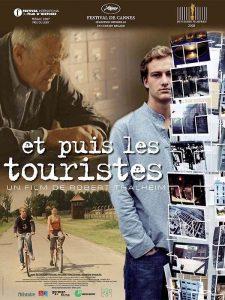 """Affiche du film """"Et puis les touristes"""""""
