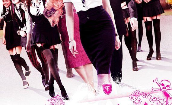 """Affiche du film """"St. Trinian's - Pensionnat pour jeunes filles rebelles"""""""