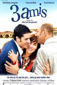 """Affiche du film """"3 amis"""""""