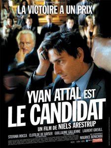 """Affiche du film """"Le Candidat"""""""