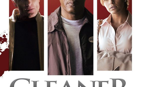 "Affiche du film ""Cleaner"""