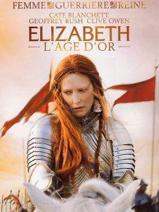 """Affiche du film """"Elizabeth : L'âge d'or"""""""
