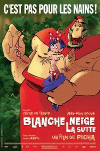 """Affiche du film """"Blanche Neige, la suite"""""""