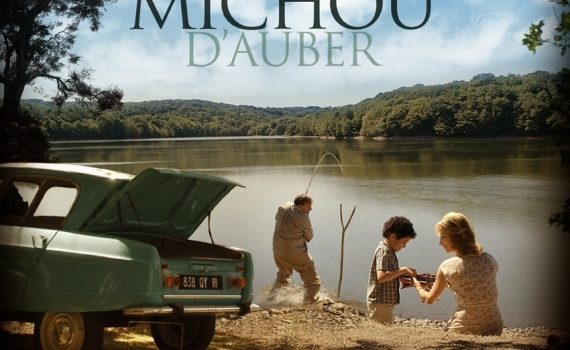"""Affiche du film """"Michou d'Auber"""""""