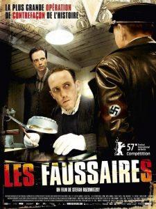 """Affiche du film """"Les Faussaires"""""""