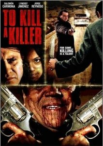 """Affiche du film """"To Kill a Killer"""""""