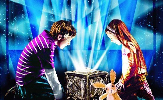 """Affiche du film """"Mimzy le messager du futur"""""""