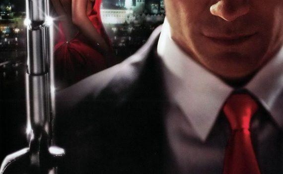 "Affiche du film ""Hitman"""