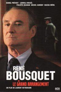 """Affiche du film """"René Bousquet ou le grand arrangement"""""""